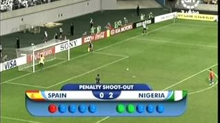 Video U17 2007 World Cup Final Spain v Nigeria Part 4 MP3, 3GP, MP4, WEBM, AVI, FLV April 2019
