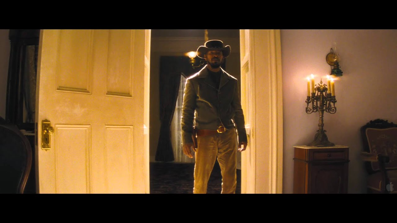 Movie Trailer #2: Django Unchained (2012)