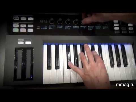mmag.ru: Native Instruments Komplete Kontrol S25 – MIDI клавиатура и контроллер