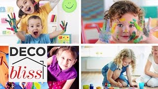 Join Anna Williamson on the Deco Bliss sofa where she'll be telling you how to keep your kids entertained this summer. It's all about the arts!Subscribe! http://www.youtube.com/subscription_center?add_user=videojugdiygardeningCheck Out Our Channel Page: http://www.youtube.com/user/videojugdiygardeningLike Us On Facebook! https://www.facebook.com/loveyourhometvFollow Us On Twitter! https://twitter.com/LoveYourHomeTVWatch This and Other Related films here:http://www.videojug.com/film/get-arty