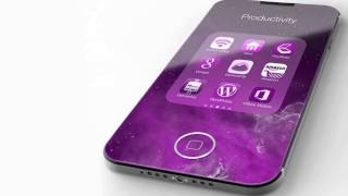 iPhone 7 Concept With iOS 10, iPhone, Apple, iphone 7