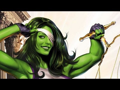 WatchMojo - She's the green gal with the gamma ray blood! Join http://www.watchmojo.com as we explore the comic book origins of Jennifer Walters, otherwise known as the ...
