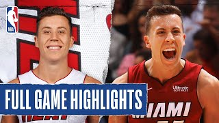 CAVALIERS at HEAT | FULL GAME HIGHLIGHTS | November 20, 2019 by NBA