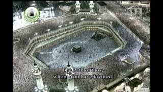 IslamiCity - Full Taraweeh Makkah 2012 Ramadan Day 27, 1433 AH, W/ English Subtitle