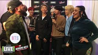 Video Watch BTS Band Members Profess Their Love For Usher, Zedd and More! MP3, 3GP, MP4, WEBM, AVI, FLV April 2019