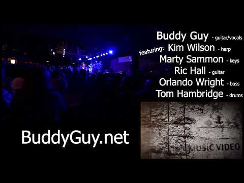 Everything Gonna Be Alright - Buddy Guy & Kim Wilson - LIVE @ The Coach House - musicUcansee.com