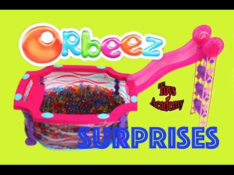 Barbie Pool Orbeez  Surprises Paw Patrol LPS Goodluck Troll | Toys Academy