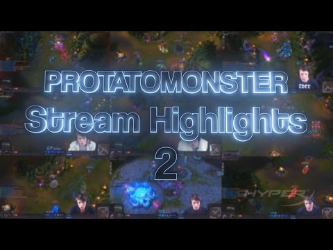STREAM - LIVE NOW @ http://www.twitch.tv/protatomonster Hey guys, Hope you enjoyed the second episode of our new series! Please be sure to join us Monday-Friday, stream times will be posted ...
