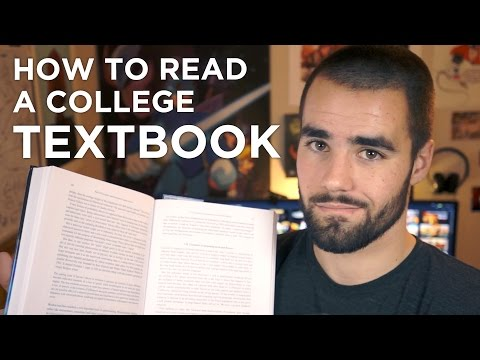 How to Read Your Textbooks More Efficiently - College Info Geek
