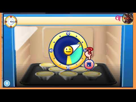 Android Baby Gameplay | Cooking Mama | Learn How To Cook Cake
