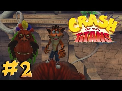 Crash of the Titans: Episodes 2, 3 and 4