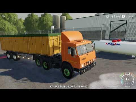 Kamaz 53212 + Semi Trailer v1.0.0.3