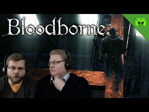 BLOODBORNE # 20 - Balance Akt «» Let's Play Bloodborne Together   HD Gameplay