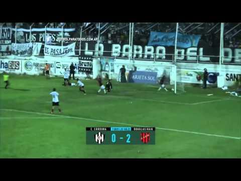 Todos los goles. Fecha 33. Primera B Nacional.