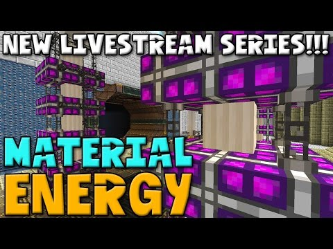 Energy - Follow me on Twitch! - http://www.twitch.tv/generikb Subscribe & Support me on Twitch - https://secure.twitch.tv/products/generikb/ticket/new?ref=below_video_subscribe_button Material Energy^3...