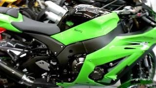 5. Kawasaki Ninja ZX-10R 200 Hp 2012 * see also Playlist