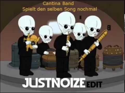 Cantina Band - Spielt den selben Song nochmal (JustNoize Edit)