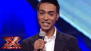 ابراهيم عبد العظيم - العروض المباشرة - الاسبوع 6 - The X Factor 2013