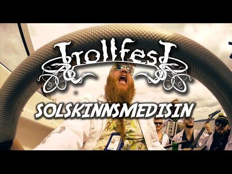TrollfesT - Solskinnsmedisin (Official music video)