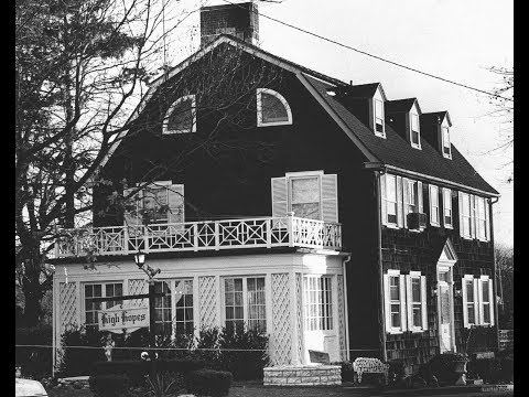 George Lutz speaks on Amityville Horror