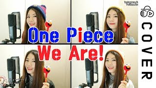 원피스(ONE PIECE) OP 10 - We Are!┃Cover by Raon Lee Video
