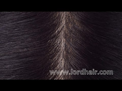 Super Thin Skin Flat Injected Toupees for Men - Immediate Shipment from Lordhair
