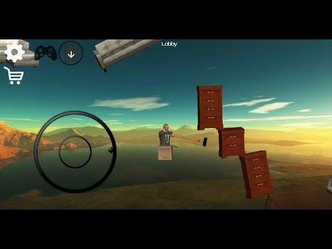 《PersonBox: hammer jump》手機遊戲遊玩!
