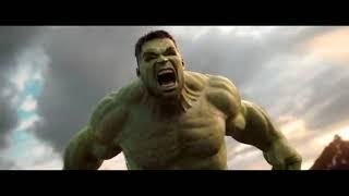 Nonton Hulk Vs Fenris Wolf   Thor  Ragnarok  2017  Film Subtitle Indonesia Streaming Movie Download