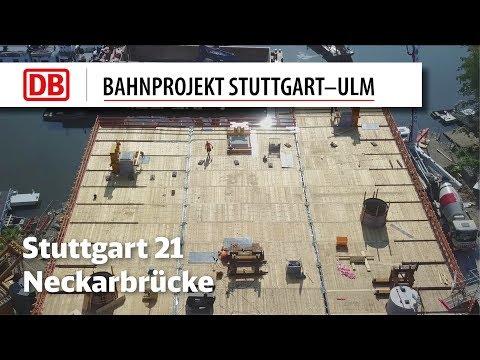 Neckarbrücke Bad Cannstatt