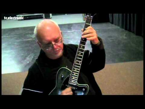 Reeves Gabrels creates his Basic Vibrato TonePrint