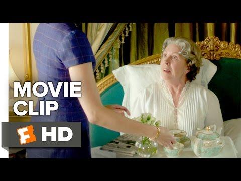 The BFG Movie CLIP - The Queen's Dream (2016) - Penelope Wilton, Rebecca Hall Movie HD