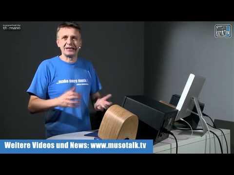 Nahfeld Monitore Mackie MR 5 MK2 Aktivboxen Test