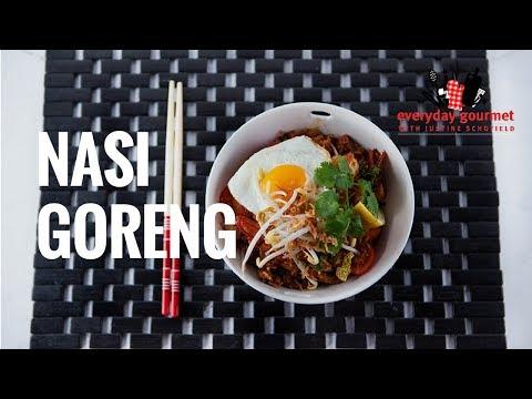 Nasi Goreng | Everyday Gourmet S7 E3