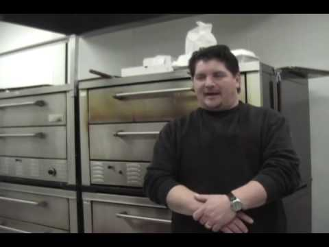 CW62 Twin Deck Pizza Oven from Peerless Ovens - Catalfinos Interview