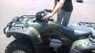 9. 2006 Honda 500 Foreman Electric Shift