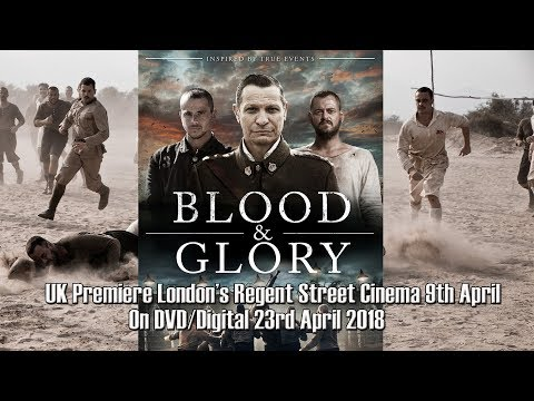 BLOOD AND GLORY Official Trailer (2018) Charlotte Salt