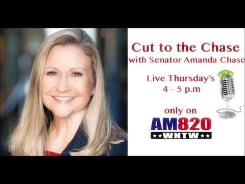(1-12-17) Cut to the Chase Radio w/ Senator Amanda Chase