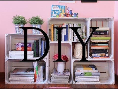 libreria fai da te - tutorial