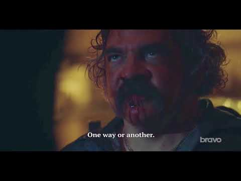 Queen of the South Pote(Hemky Madera) gets tortured by Sicario(Carlos Guerrero) Pt.2