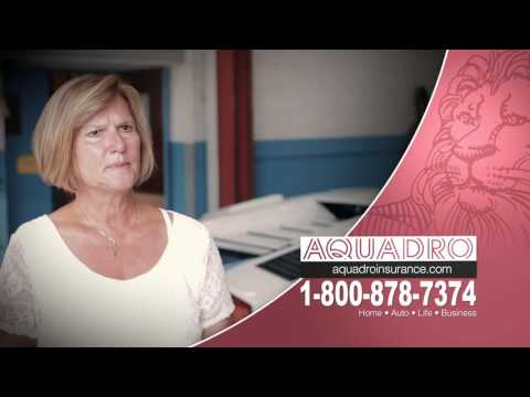 One Call to Aquadro Insurance