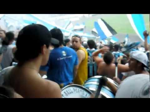 HD Geral do gremio - meu único amor / venho do bairro da azenha - Geral do Grêmio - Grêmio