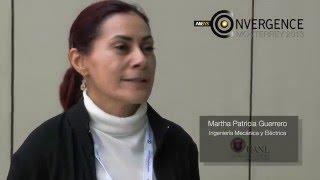 Dra Martha Patricia Guerrero UANL. ANSYS Convergence MTY 2013