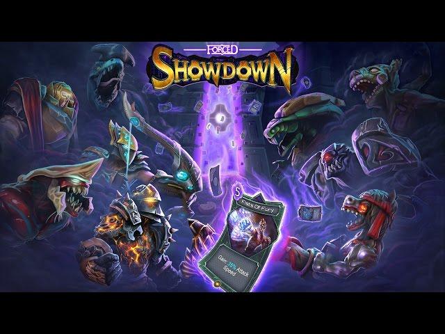 Видео к игре FORCED SHOWDOWN