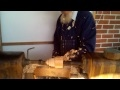 Amish Craftsmanship: Making A Wooden Top (Video)