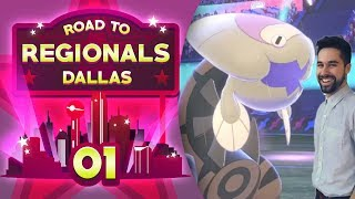 DRAGADRACO! WORLD CHAMP INTRO! Road to Regionals - Dallas! Pokemon Sword and Shield VGC by aDrive