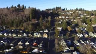 Hoquiam (WA) United States  city photo : Sunny day in Hoquiam Washington