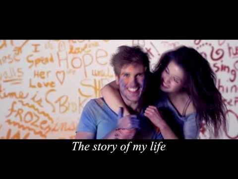 Tekst piosenki Joey Graceffa - Story Of My Life po polsku