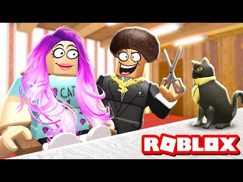 GETTING A ROBLOX MAKEOVER