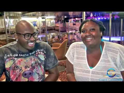 Gerard and Capri Grand Celebration Cruise Testimonial