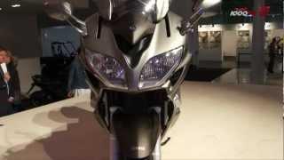 6. Yamaha FJR 1300A 2013 - Intermot 2012